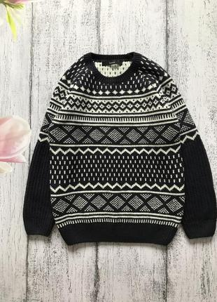 Крутая кофта свитер george 6-7 лет
