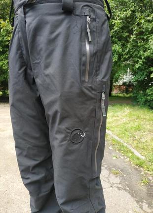 Мембранні гірськолижні штани mammut alps dry-tech