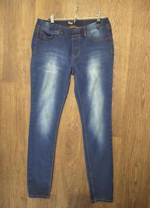 ❤️❤️❤️шикарные джегинсы легинсы джинсы скинни на резинке