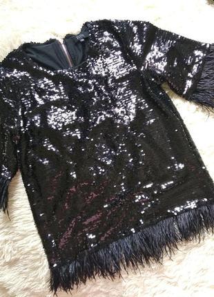 Паетка блуза ivivi