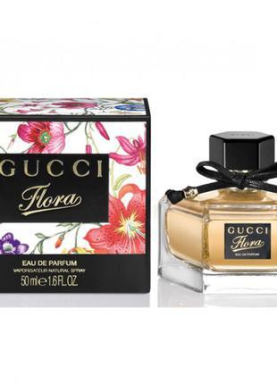 Flora by gucci eau de parfum гуччи флора бай гуччи парфюмированная вода оригинал