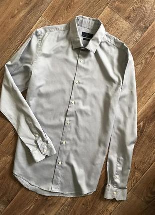 Чоловіча сорочка zara man/мужская рубашка zara man