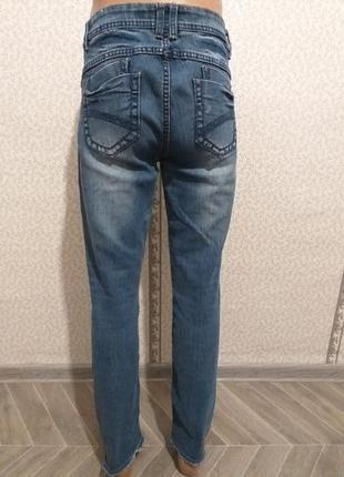 Стрейчевые, женские, джинсы.(2572)