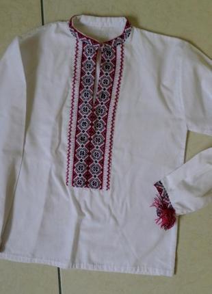 Вишиванка 122-128см
