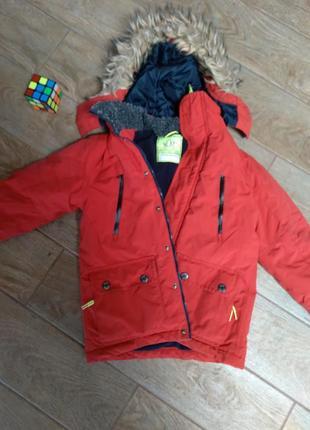Куртка мальчику, зима