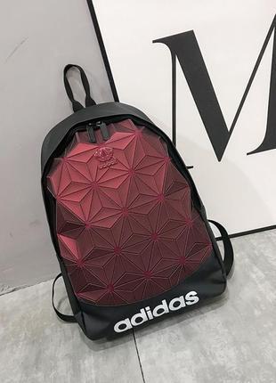Рюкзак adidas 3d urban mesh red