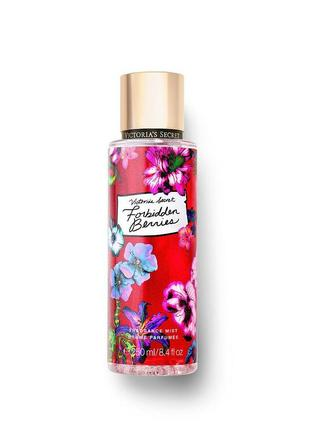 Спрей для тела forbidden berries victoria's secret 13959