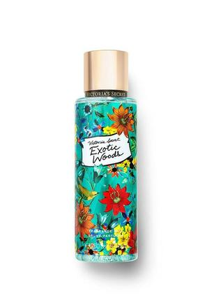 Спрей для тела exotic woods victoria's secret 13972