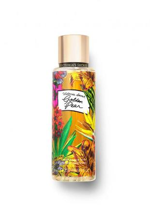 Спрей для тела golden pear victoria's secret 13973