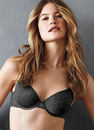 Victoria's secret women's uplift semi demi bra 34c 75c бюстгальтер виктория сикрет