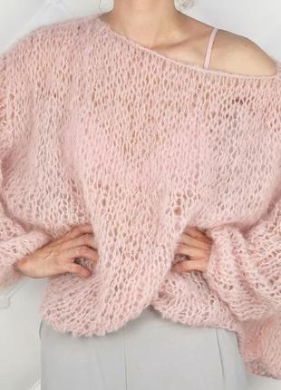 Супер мягкий свитерок из премиальной пряжи