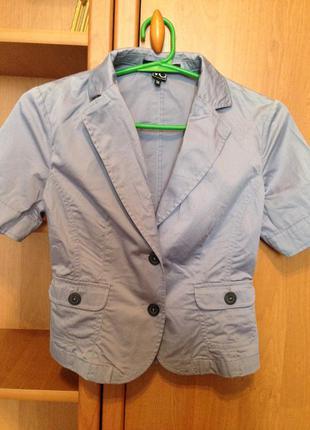 Стильный летний пиджак