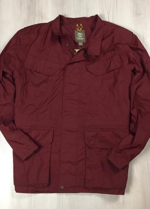 F9 ветровка timberland бордовая тимберленд куртка