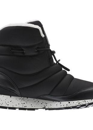 Оригинальные зимние сапоги reebok gl puff boot winter runway pack (торг)