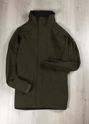 F9 ветровка craghoppers хаки куртко курточка