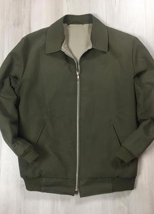 F9 ветровка куртка двусторонний харик винтажный