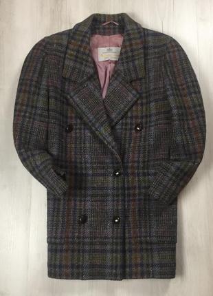 N8 f9 женская шерстяное пальто aquascutum