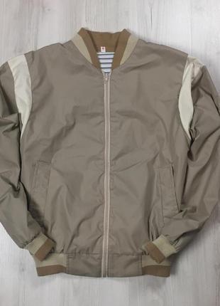 F9 винтажный бомбер ветровка куртка
