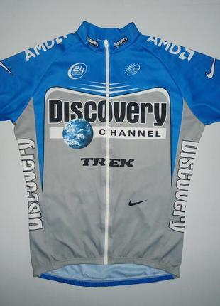 Велофутболка nike discovery trek велоформа m
