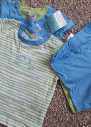 Набор футболки и шорты для мальчика германия
