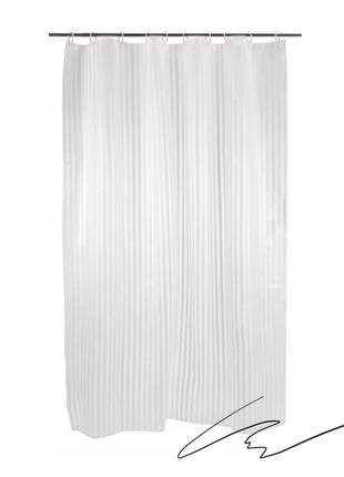 Шторка для ванної і душа gym 150x200см