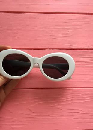 Солнцезащитные ретро очки
