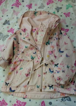 Вітровка курточка