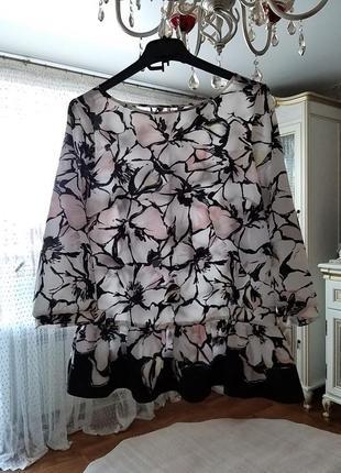 Нежная летняя блузка