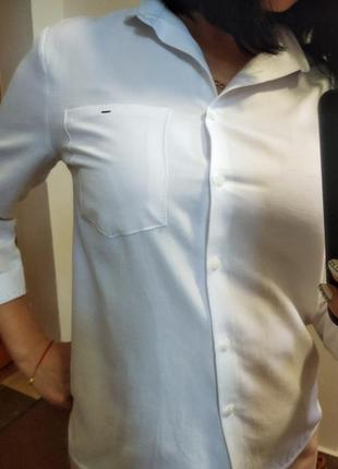Рубашка блуза 3/4 турция.