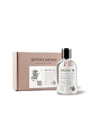 Парфюмированная вода sister's aroma №18