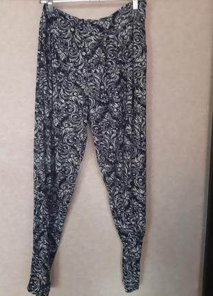 Летние штаны,капри 50-54р