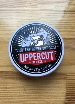 Uppercut deluxe мужская паста для укладки волос