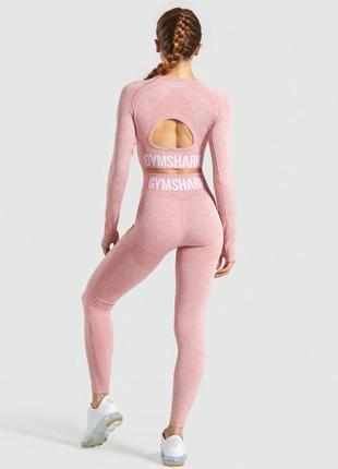 Женский комплект gymshark flex оригинал