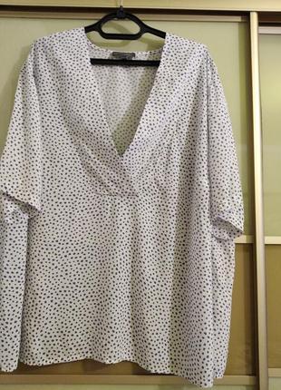 Блуза блльшого размера. македония