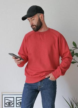 Шикарный базовый свитшот genetic apparel