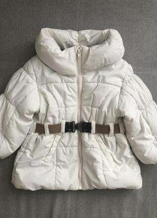 Куртка hm для дівчинки