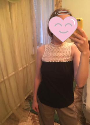 Блуза, блузка, майка zara