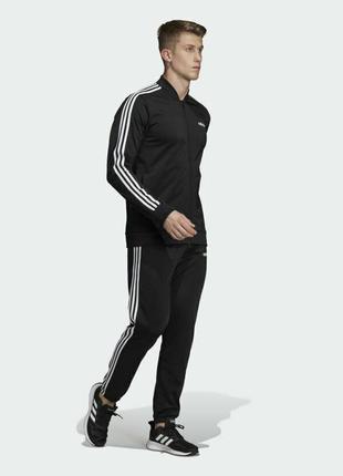 Adidas 3-stripes мужской спортивный костюм все размеры купить оригинал