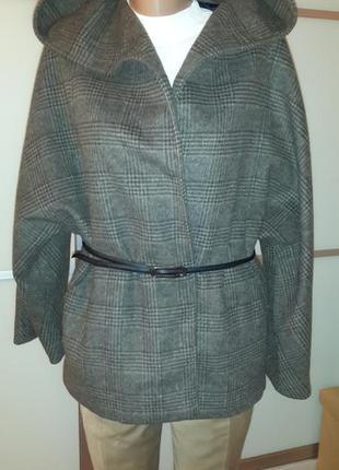 Супер стильное деми пальто zara