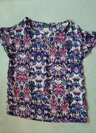 Легкая  летняя блузка c&a