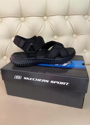 Мужские сандали skechers