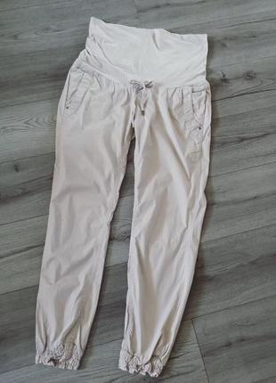 Летние брюки для беременных h&m mama
