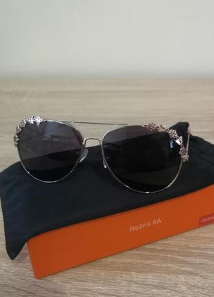 Солнцезащитные детские очки настроение лето! 🌞🌺🍭5-10 лет accessorize