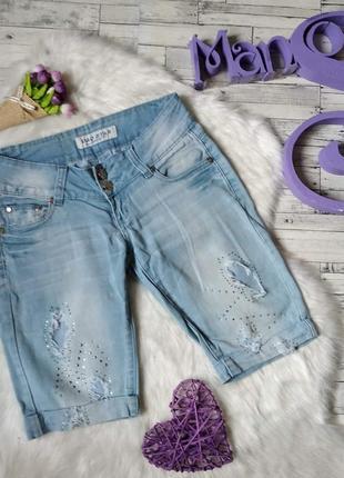 Джинсовые шорты d&d star на девочку