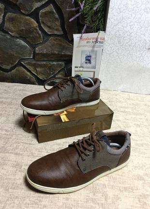 Кеди черевики чоловічі tom tailor