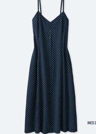 Новое летнее платье uniqlo