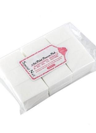 Безворсовые салфетки для маникюра очень удобные 1000шт