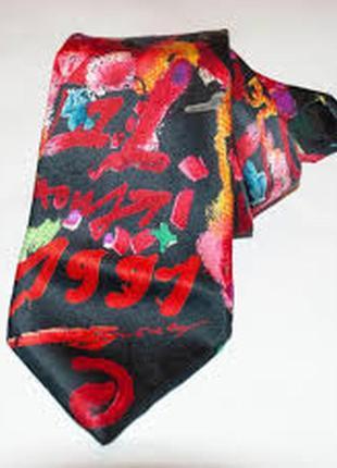 Шелк галстук краватка fabric frontline