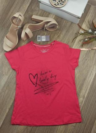 Новая футболка для девочек pepperts рост 134-140 см