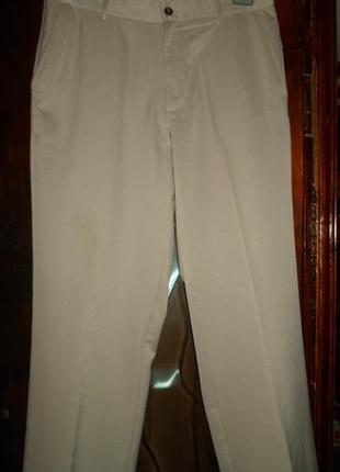 Брюки штаны adidas летние w 36 l32 пояс 94см